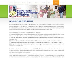 Dempo Higher Secondary School Of Science Trust