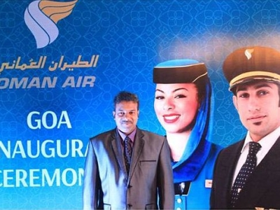 Dempo Travels starts selling Oman Air's Goa-Muscat tickets