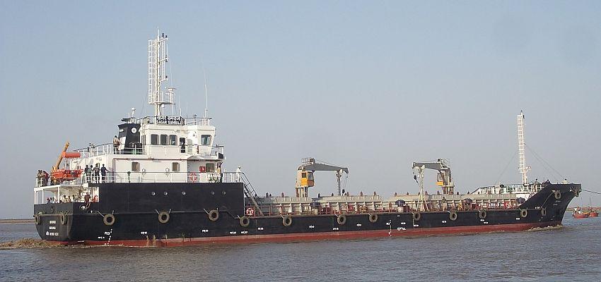 Modest Infra Completes Sea Trials Of 'SAGAR SAMRAJ'