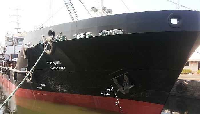 Modest Infra Signals Sea Trials Readiness Of 'SAGAR YUVRAJ'