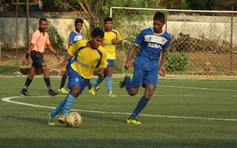 Dempo SC Juniors Are GFA 3rd Division North District champs