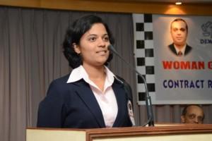 GCL Ambassador Bhakti Kulkarni tops the Asian Women's Chess Championships!