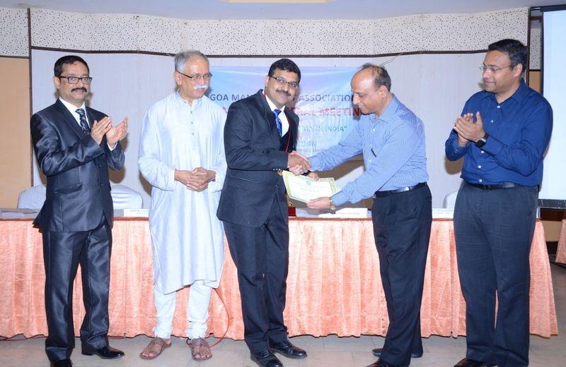 Dempo strengthens links with Goa Management Association – 03