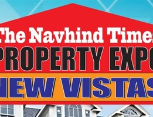 Devashri participated at The Navhind Times Property Expo