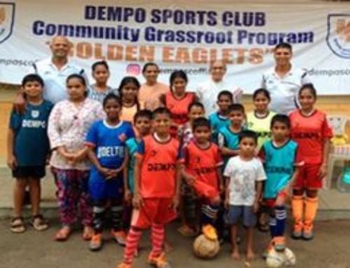 Dempo SC Organise Festival for ASRO