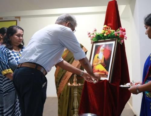 Vasantrao Dempo HSS Celebrates Guru Poornima