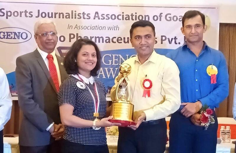 Bhakti-Kulkarni-Geno-Sports-Award-2018-19