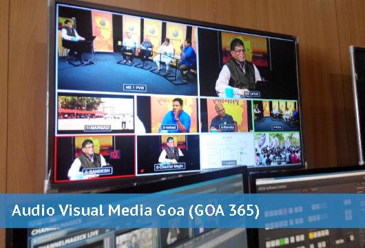 Audio Visual Media Goa (GOA 365)