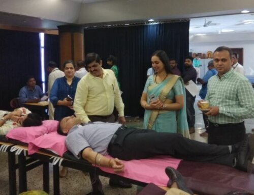 20th Death Anniversary Of Former DEMPO Chairman Marked By Blood Donation