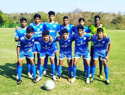 AIFF Junior League – Dempo SC Soundly Beat FC Goa