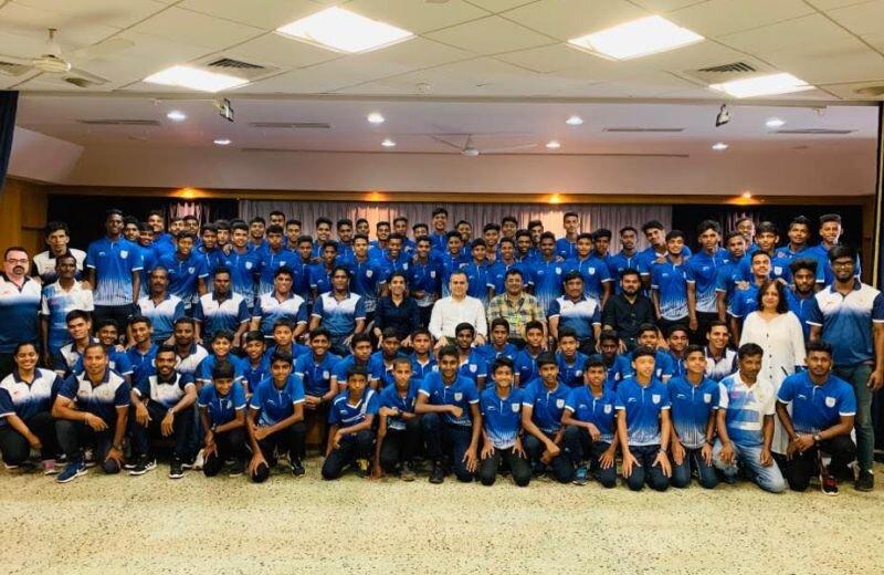 Dempo-SC-Age-Group-Teams-Felicitated