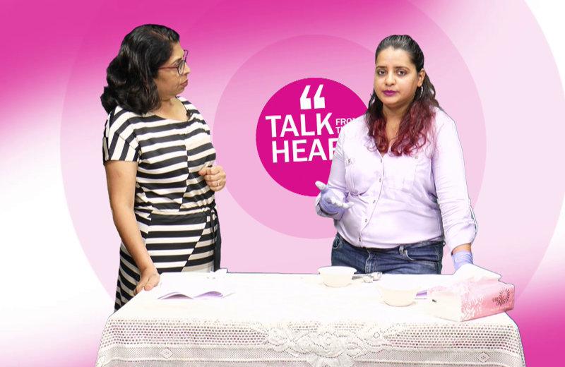 Organic skin care at home with Ratasha Agarwal